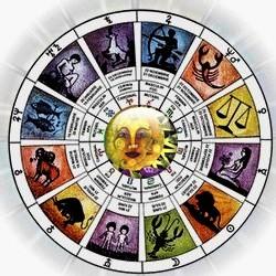 Astrologie; les signes zodiacales