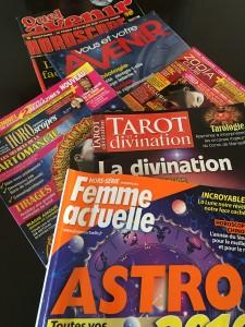 L'actualité sur la divination