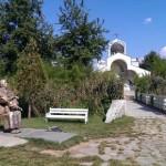 lieu sacré de Baba Vanga